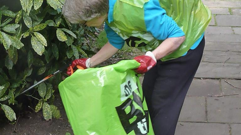 PACT Litter Pick in Penrith, March 2012