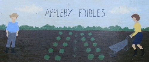 Image result for appleby edibles logo