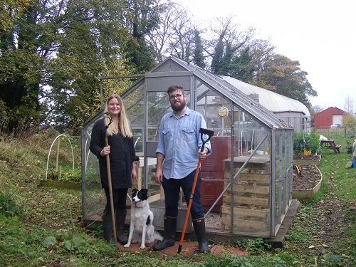 Members John and Donna Stokes have agreed to be our master seedling growers