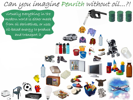 Can you imagine Penrith without oil?