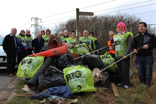 Penrith Litter Pick