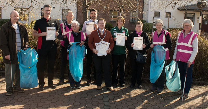 Certificates from Penrith Town Council